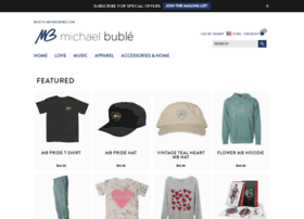 store.michaelbuble.com