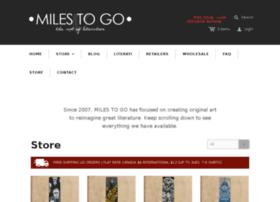 store.milestogoclothing.com