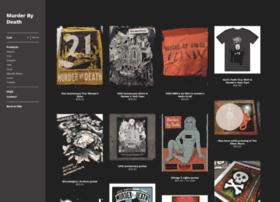 store.murderbydeath.com