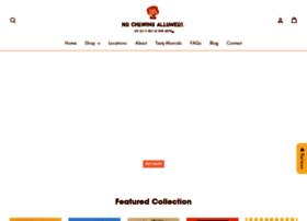 store.nochewingallowed.com