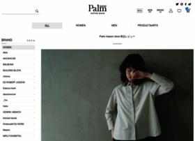 store.palm-jpn.com