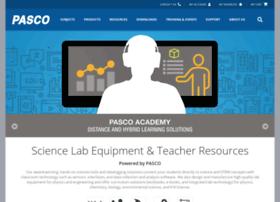 store.pasco.com