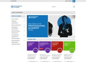 store.professionalacademy.com