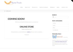 store.quiltedthreads.com