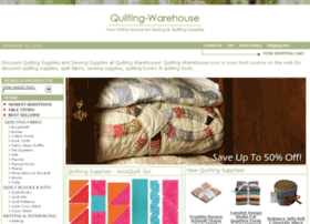 store.quilting-warehouse.com