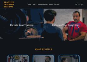 store.reactivetrainingsystems.com