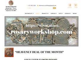 store.rosaryworkshop.com