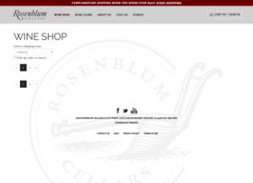 store.rosenblumcellars.com