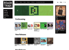 store.roughtraderecords.com