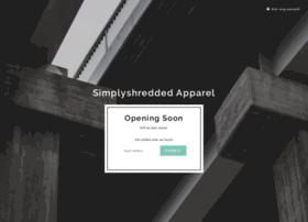 store.simplyshredded.com