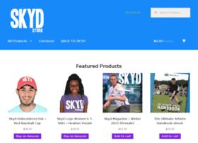 store.skydmagazine.com