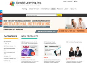 store.special-learning.com