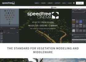 store.speedtree.com