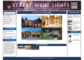 store.starrynightlights.com