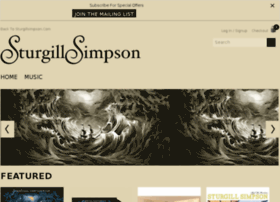 store.sturgillsimpson.com
