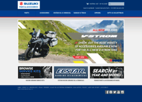 store.suzukicycles.com