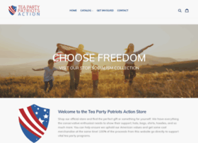 store.teapartypatriots.org