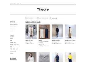 store.theory.co.jp