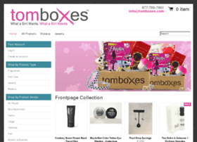 store.tomboxes.com