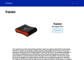 store.trakdot.com