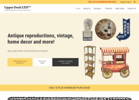 store.upperdeckltd.com