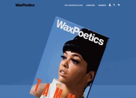 store.waxpoetics.com
