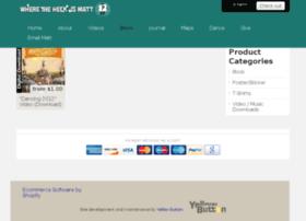 store.wherethehellismatt.com
