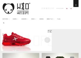 store.wizeandope.com