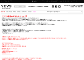 store.yevs.jp