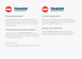 storefront.tenaquip.com