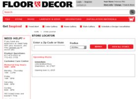 stores.flooranddecoroutlets.com