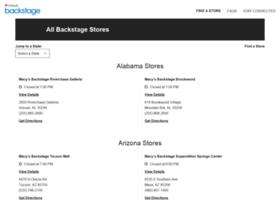 stores.macysbackstage.com