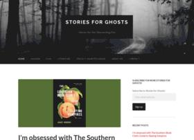 storiesforghosts.com