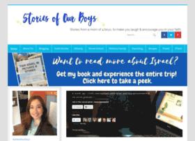 storiesofourboys.com