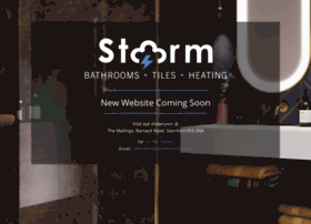 stormbathrooms.com