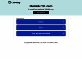 stormbirds.com