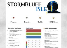 stormbluffisle.com