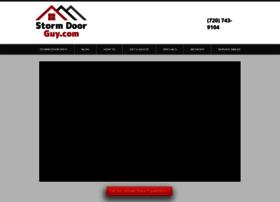 stormdoorguy.com