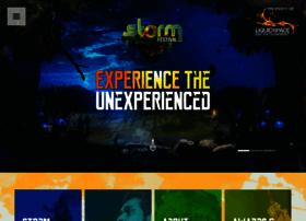 stormfestivalindia.com
