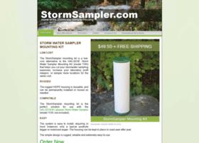 stormsampler.com
