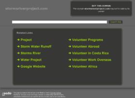 stormsriverproject.com
