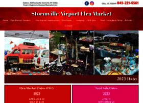 stormvilleairportfleamarket.com