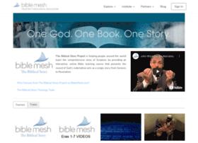 story.biblemesh.com