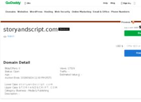 storyandscript.com
