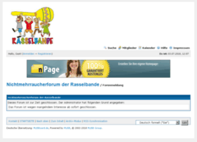storyfreunde.forumprofi.de