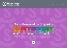 storymanager.com