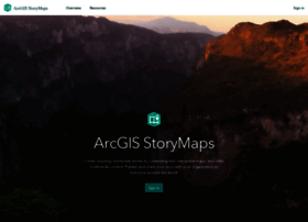 storymaps.arcgis.com