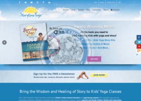 storytimeyoga.com