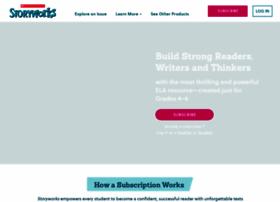 storyworks.scholastic.com