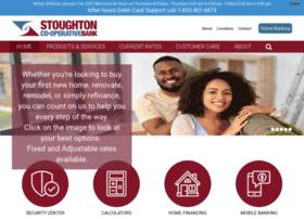stoughtoncoopbank.com